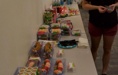 Students celebrate Japanese and Korean cultures