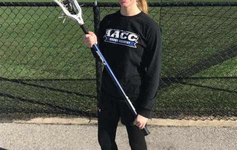 Women's Lax starts this month