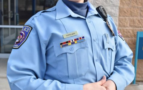 AACC's only female cop keeps college secure