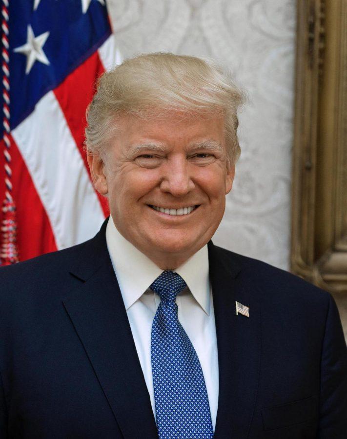 President Donald Trump thinks the term