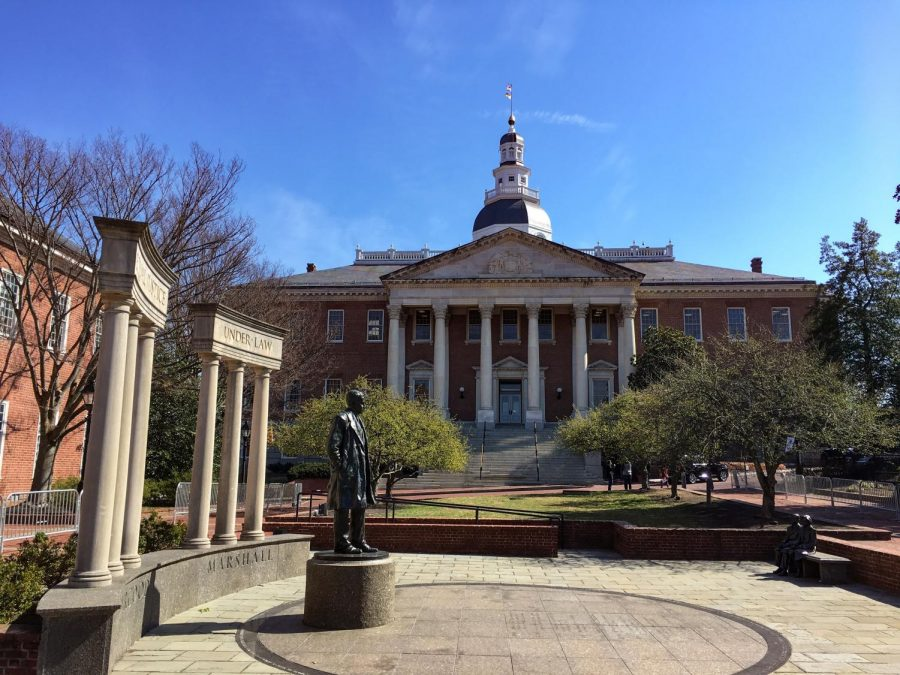 Although the governor's proposed Maryland budget meets a goal set in 2012, that goal remains lower than state lawmakers originally promised in 1996.