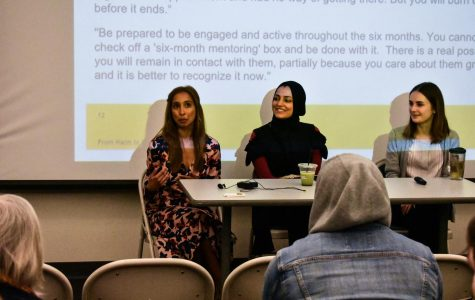Campus hosts events for immigration month