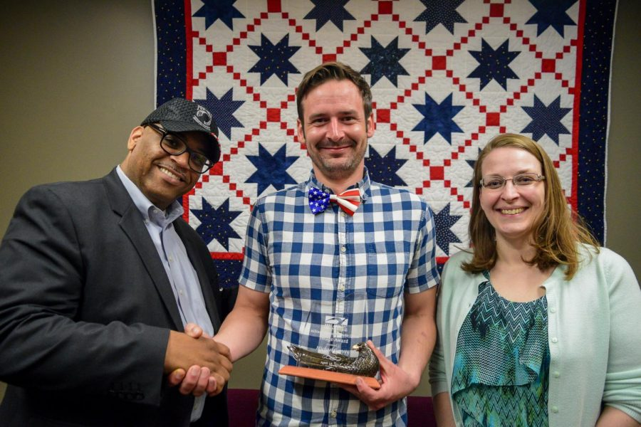 Campus Current reporter wins award for coverage