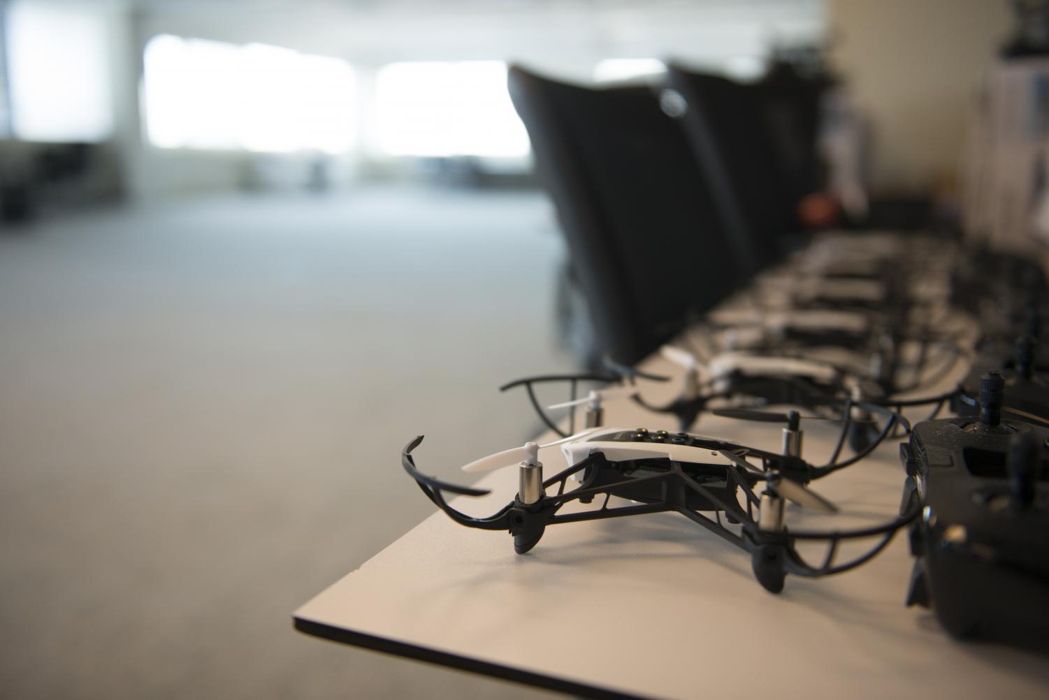 This May, AACC will offer a noncredit drone course for students who want to be certified to pilot them.