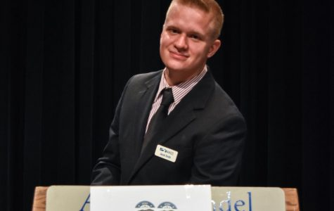 Student body elects new president