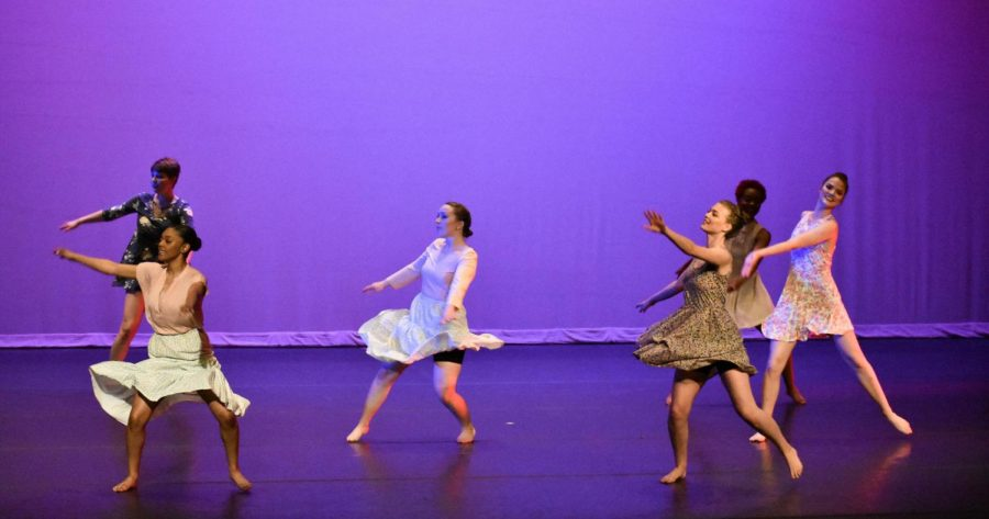 AACC+Dance+Company+takes+flight+with+spring+show