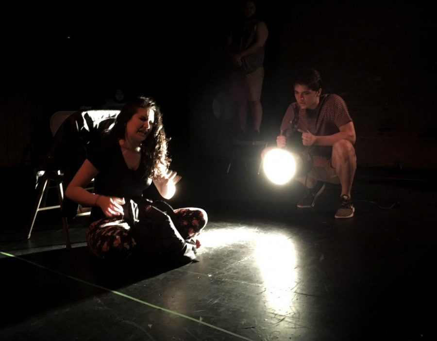 AACC student's play in Capital Fringe Festival