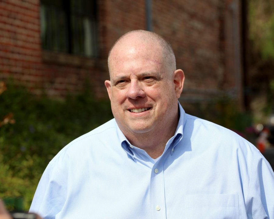 Gov. Hogan: It's not far enough