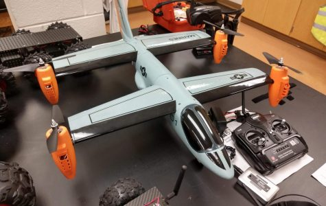 Drones to take flight at AACC in fall of 2019