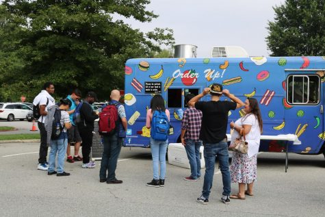 CAB hosts food truck festival