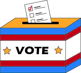 80 percent of students intend to vote in November.