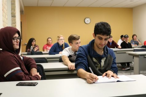 Students returning to college share advice