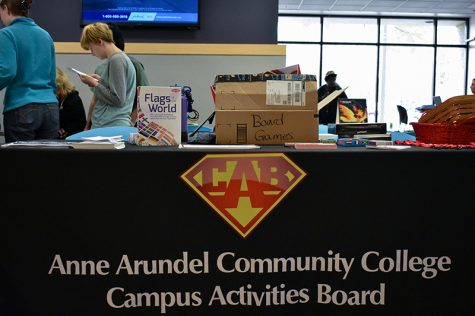CAB hosts event for students to play games, connect with local business
