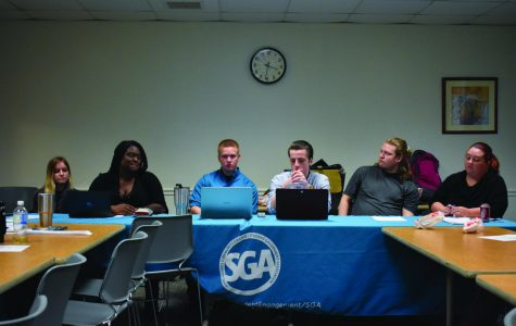 SGA to consider fewer Advisory Council mtgs.