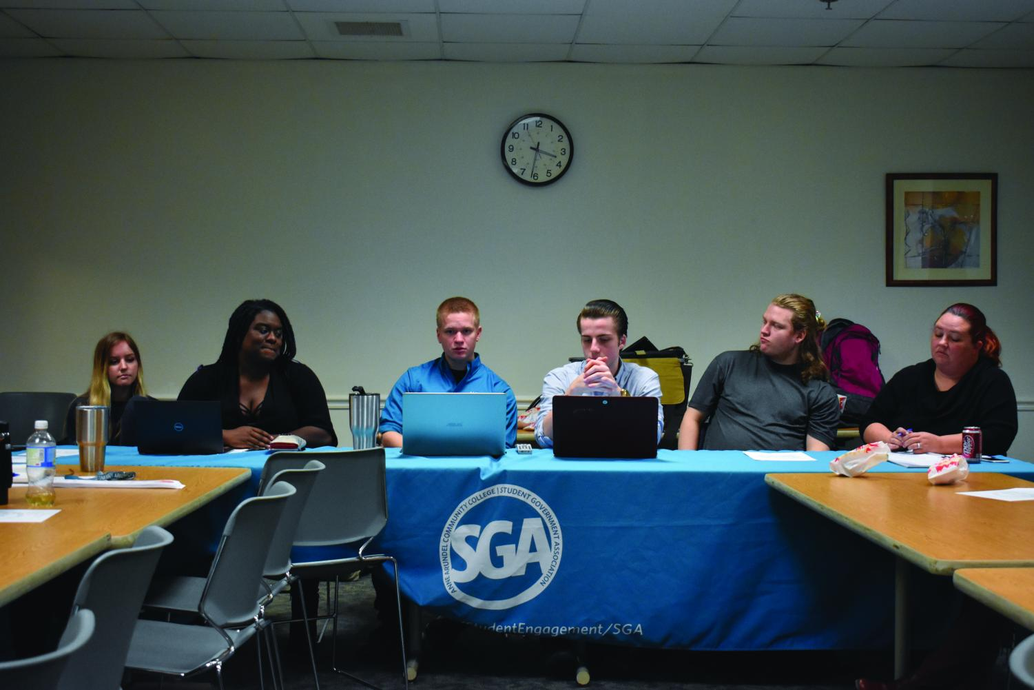The Student Government Association is suggesting that its Advisory Council meet fewer times throughout the semester. SGA President Jacob Smith made the suggestion because of a lack of attendance from club members.