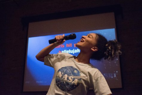 Campus Activities Bd. to host karaoke events
