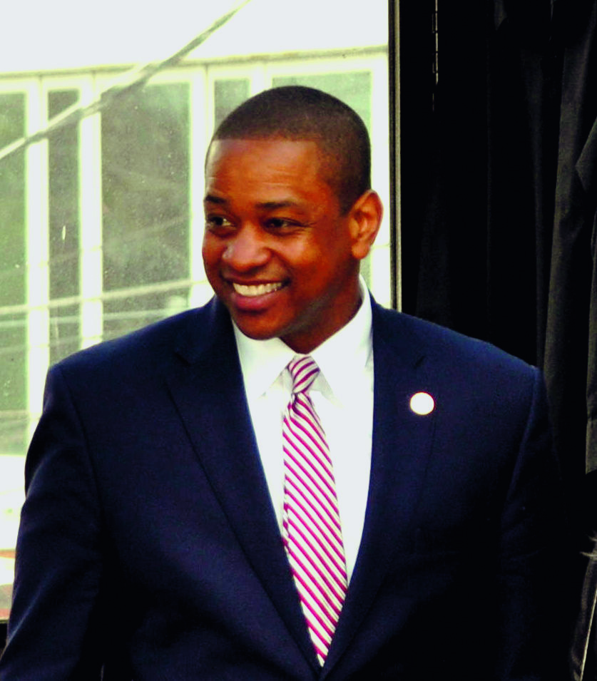 Two women have accused Virginia's Lt. Gov. Justin Fairfax of sexual assaullt. One worked at AACC.