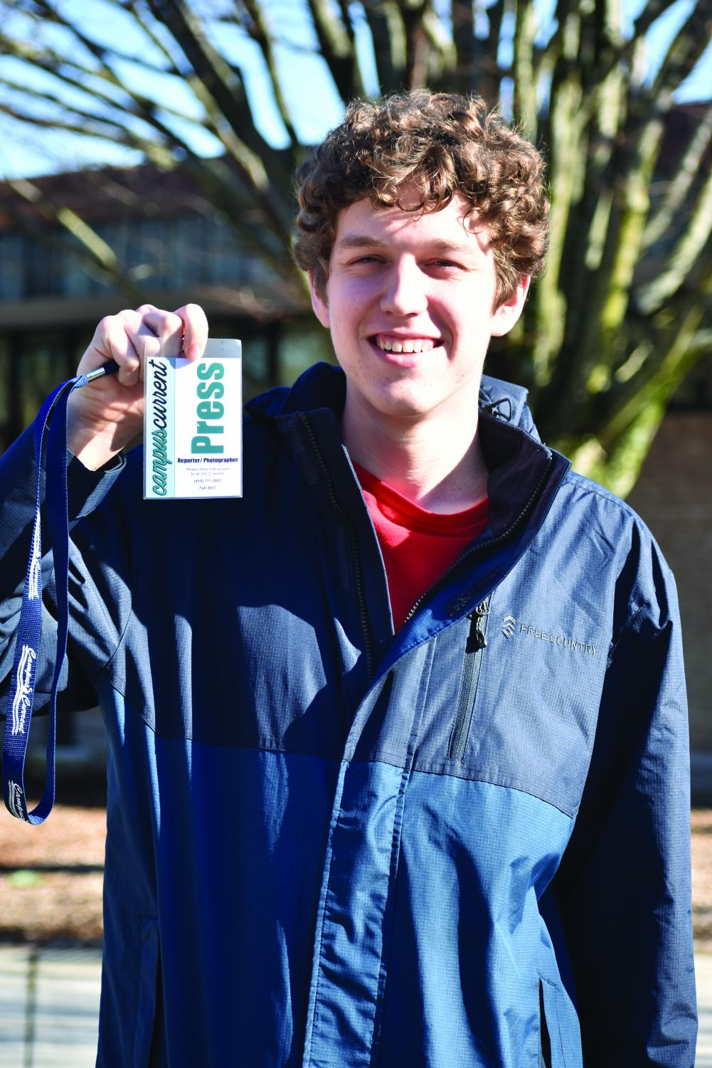 Campus Current Technology Editor Alex Fregger helped cover a shooting at the Arundel Mills mall on Feb. 16.