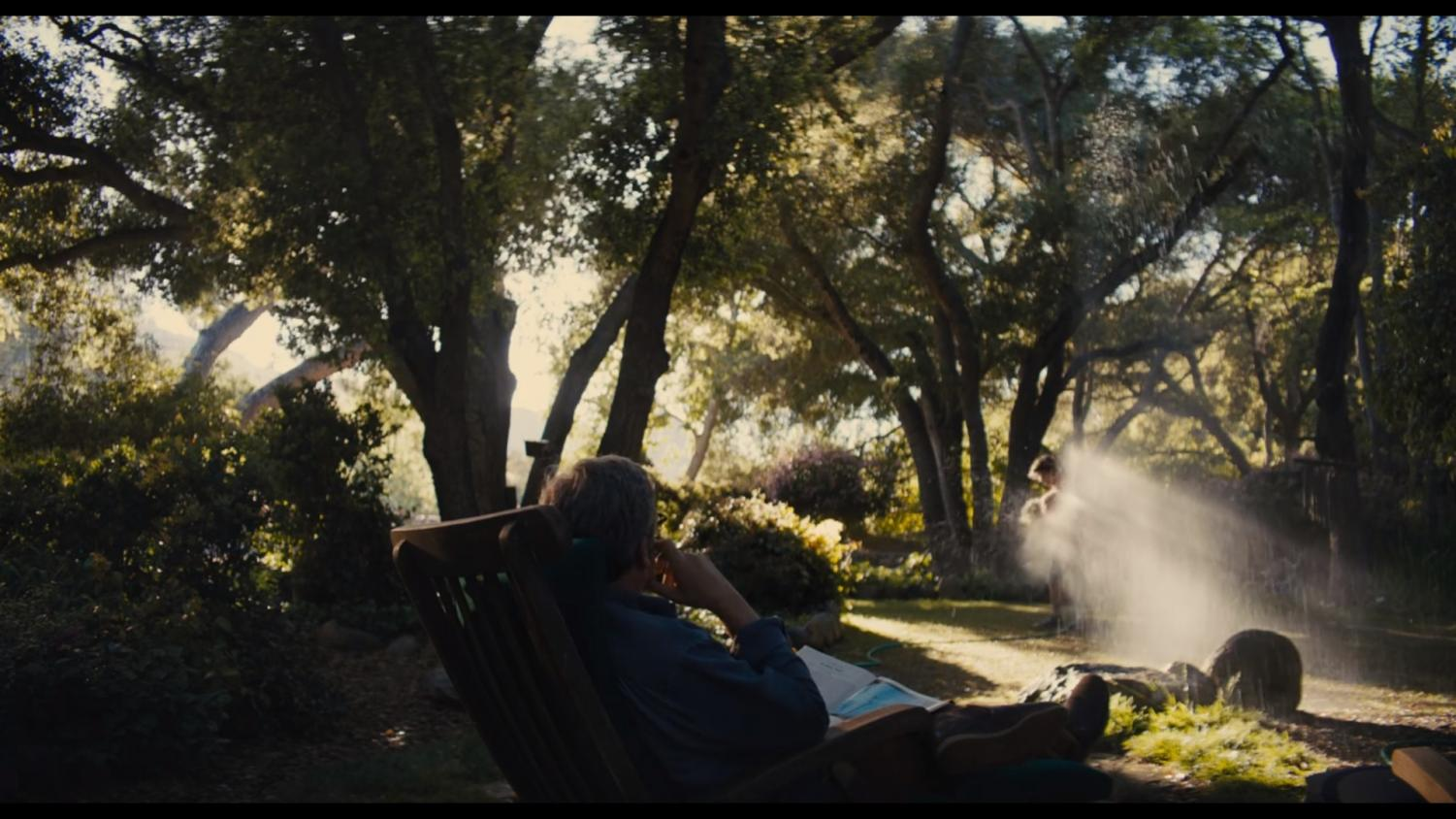 Frame from the 2018 Biopic