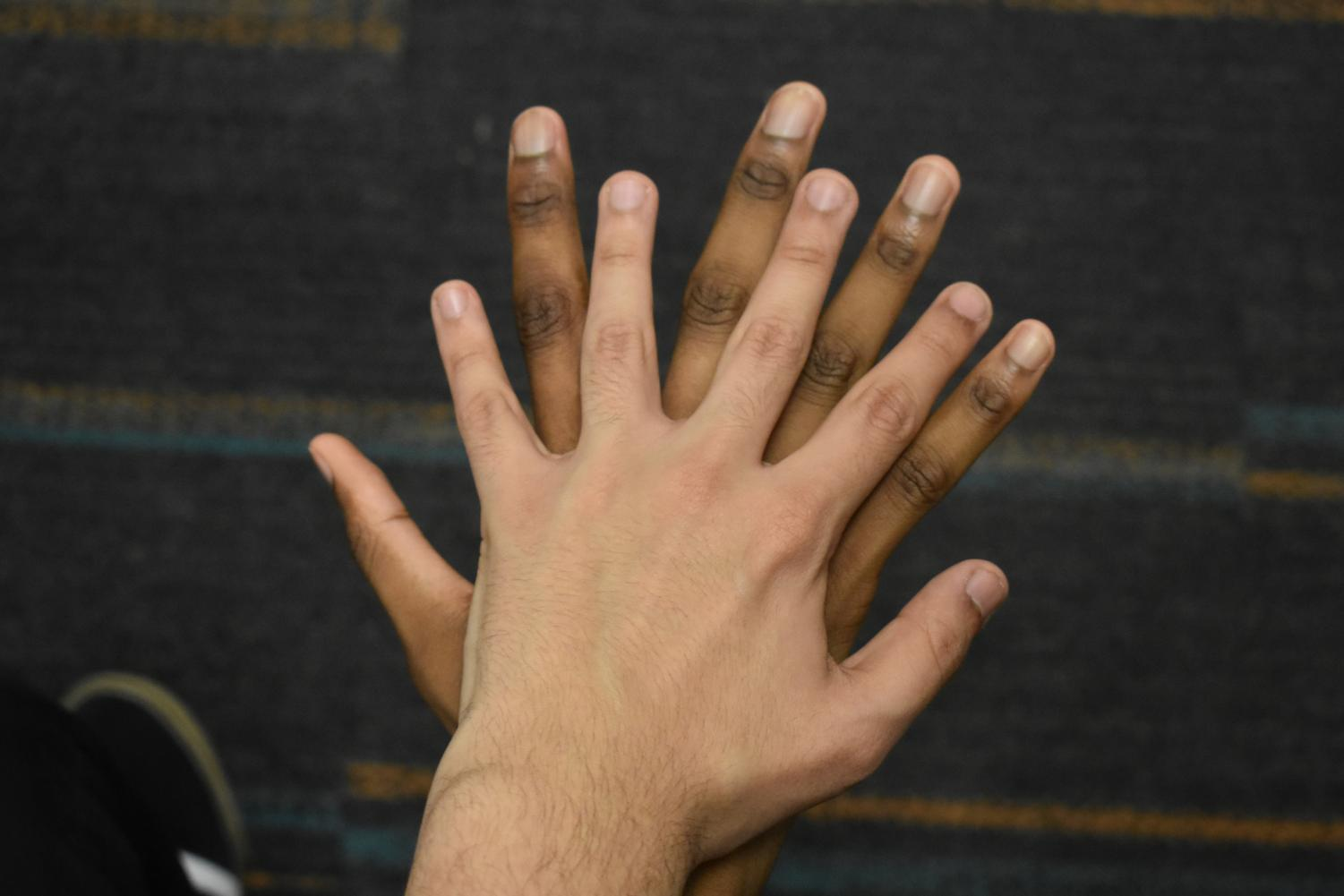 """""""Colorism,"""" or increased discrimination against darker-skinned minorities, was the topic of a panel discussion on campus during Black History Month."""