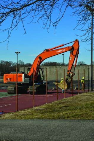 Construction causes tardiness