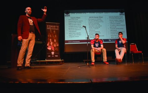 Shenandoah U eSports visits AACC, offers tips