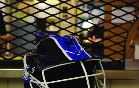 Riverhawks' Men's Lax invests in new helmets