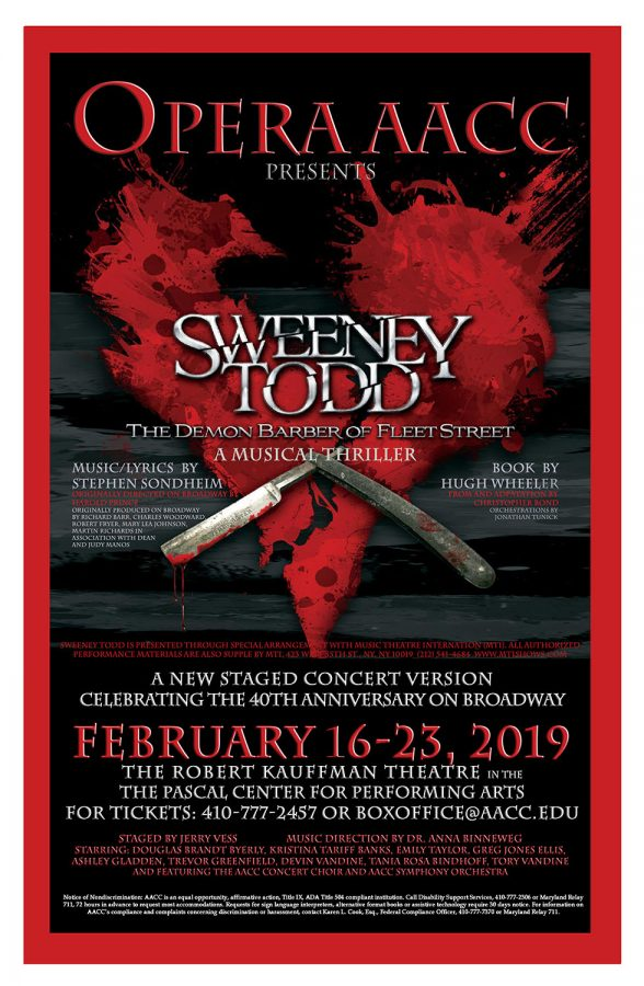 Opera AACC hits all marks with 'Sweeney Todd'