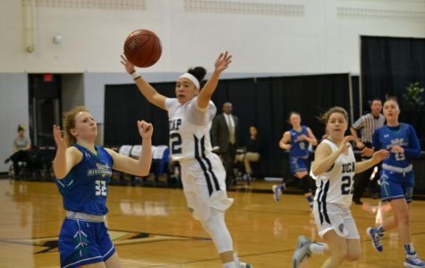 Women's bball loses 3rd tournament game