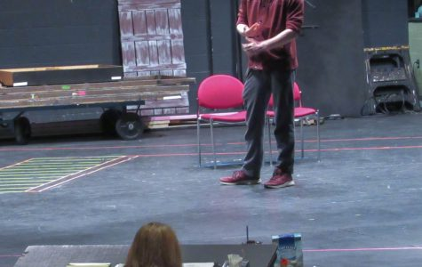 Backstage with Romeo and Juliet: Leads Discuss Life as Student Actors