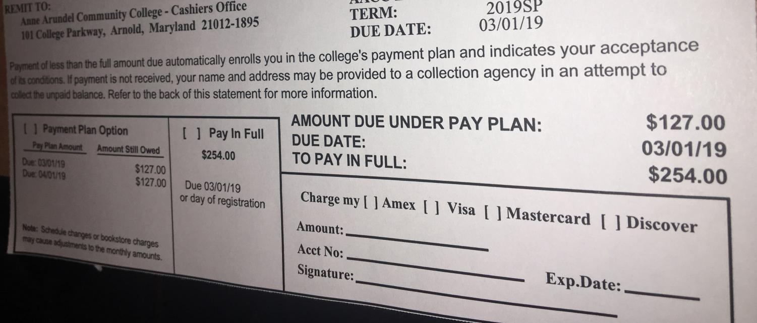 Students pay $4 more per credit hour each semester starting Fall 2019.