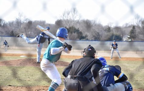 Men's baseball ends losing streak in game against Prince George's Community College