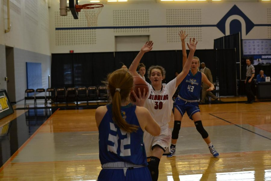 Women's basketball loses 2nd tournament game