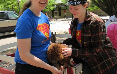 CAB host Earth day events