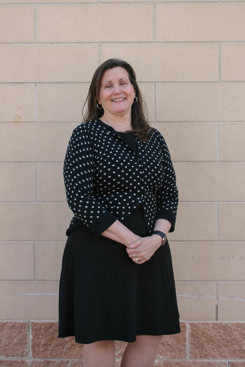 Andrea Zamora, the Director for the Center of Staff and Faculty Development