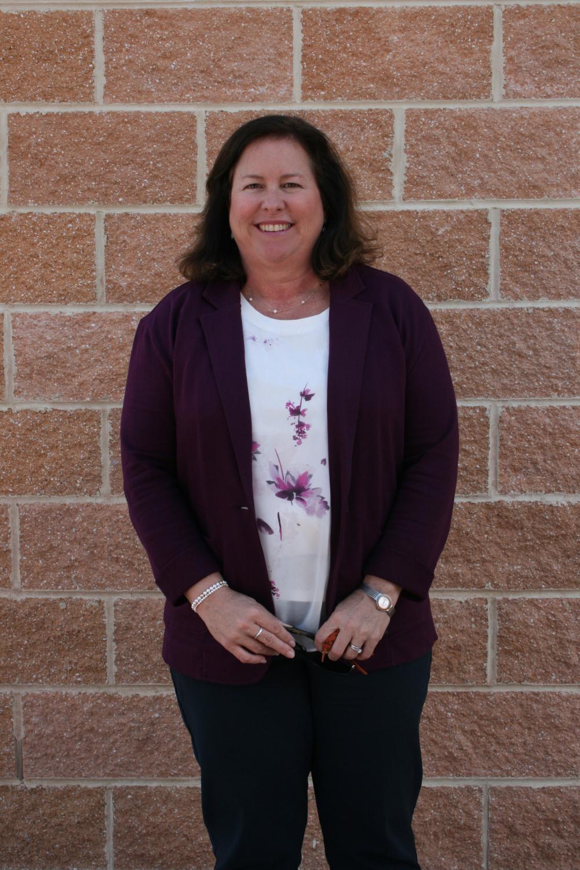 Elizabeth Appel, the Dean of the School of Health Sciences