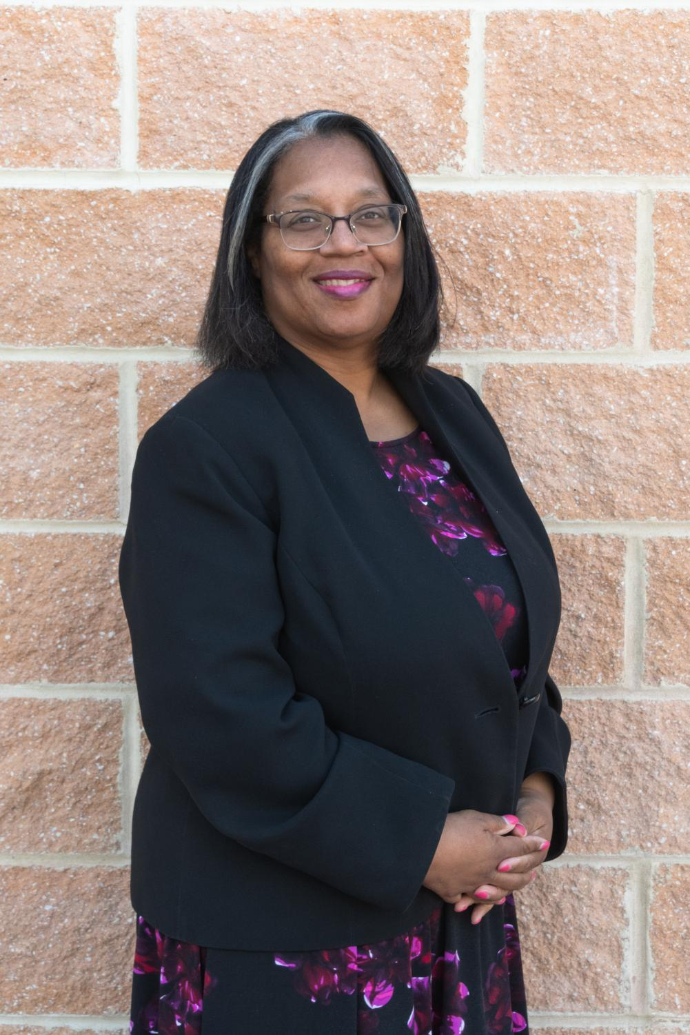 Felicia Patterson is AACC's VP of Learner Support Services