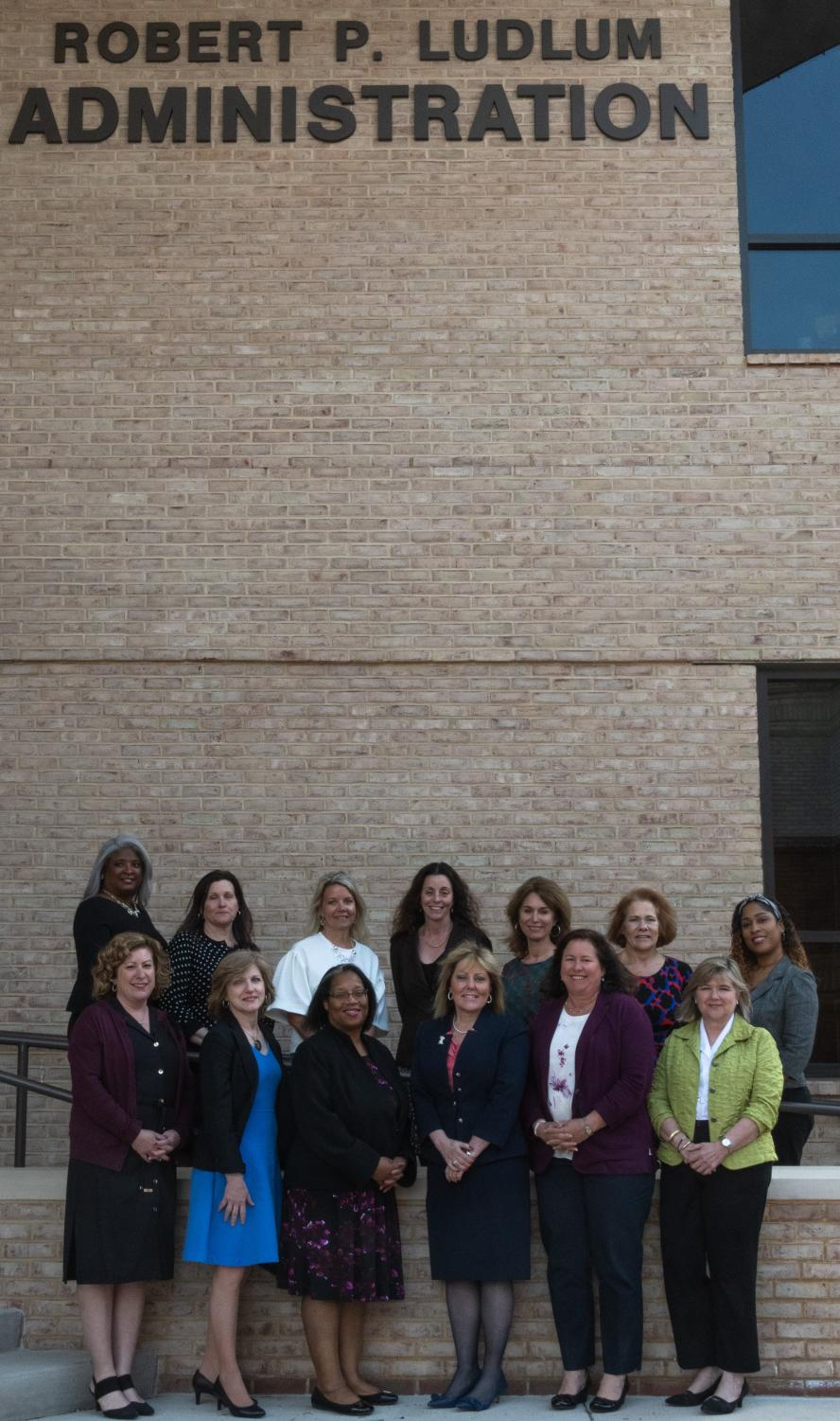 AACC's most powerful women gathered for Campus Current to take photos and ask advice.