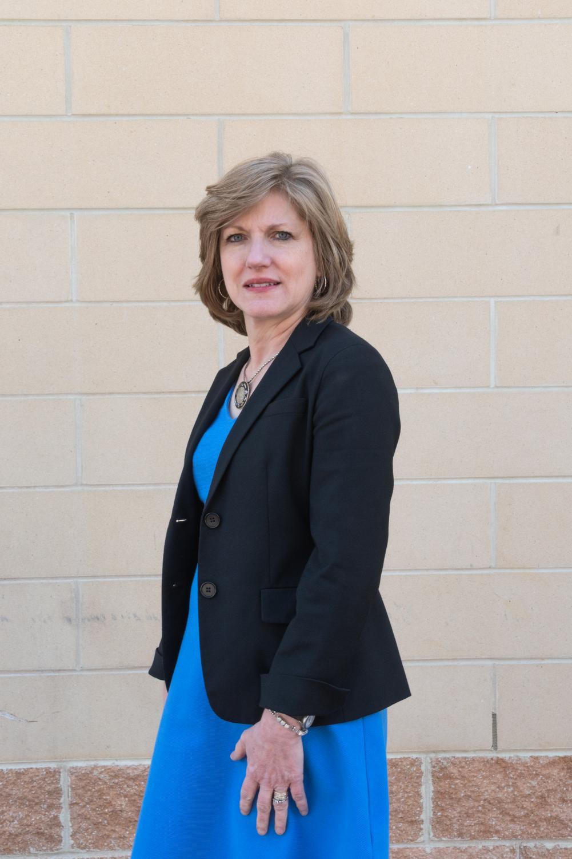 Colleen Eisenbeiser, the Dean of Learning Advancement