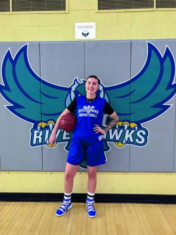Riverhawk athlete gets All-American selection
