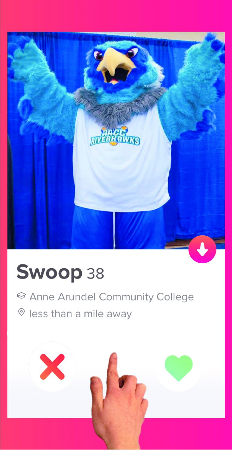 Some AACC students say they have had success with dating apps, while others dislike them.