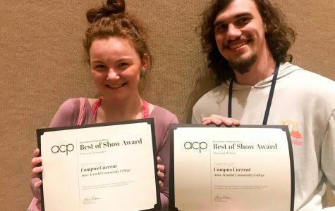 Campus Current takes 2 awards at convention