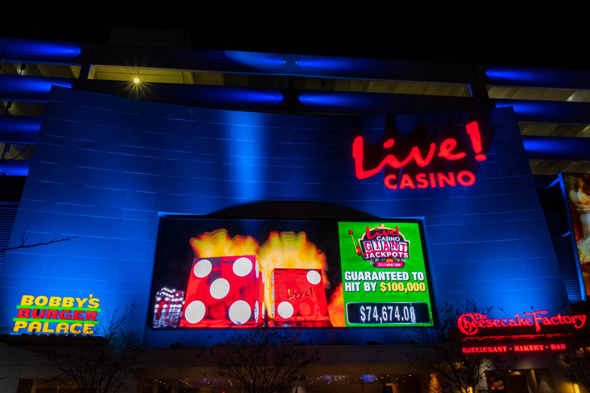 AACC will hold graduation at Maryland Live! Casino & Hotel in Arundel Mills on May 23.
