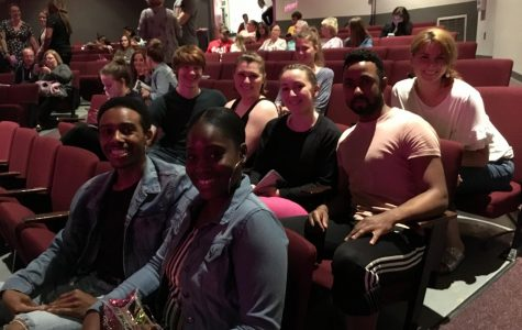 Alumni return to AACC to dance in showcase