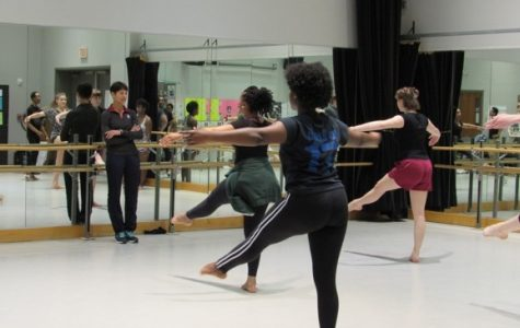 "See AACC dancers' practice pay off in ""Spring Migration"""