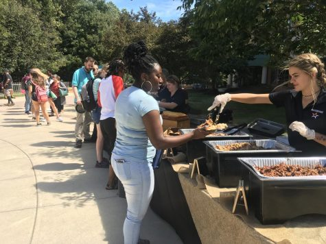 Free food, activities available during new event
