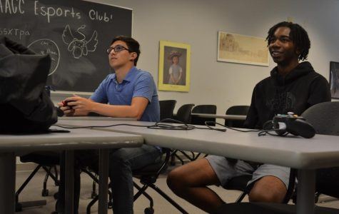 ESports Club holds first meeting of semester
