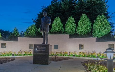 AACC will unveil a new design for the Martin Luther King Jr. Memorial on West Campus on Aug. 27.