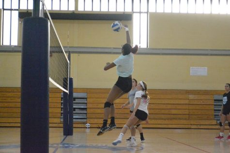 VB team eyes winning term