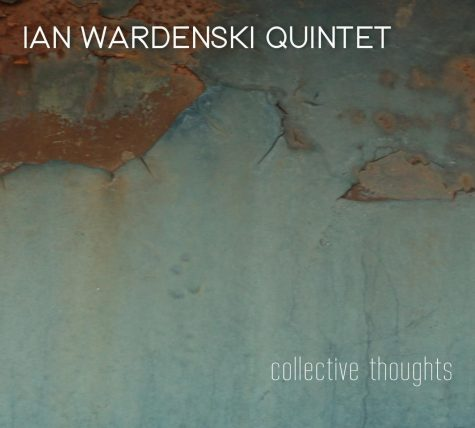 Associate Professor Ian Wardenski's band released an album this March.